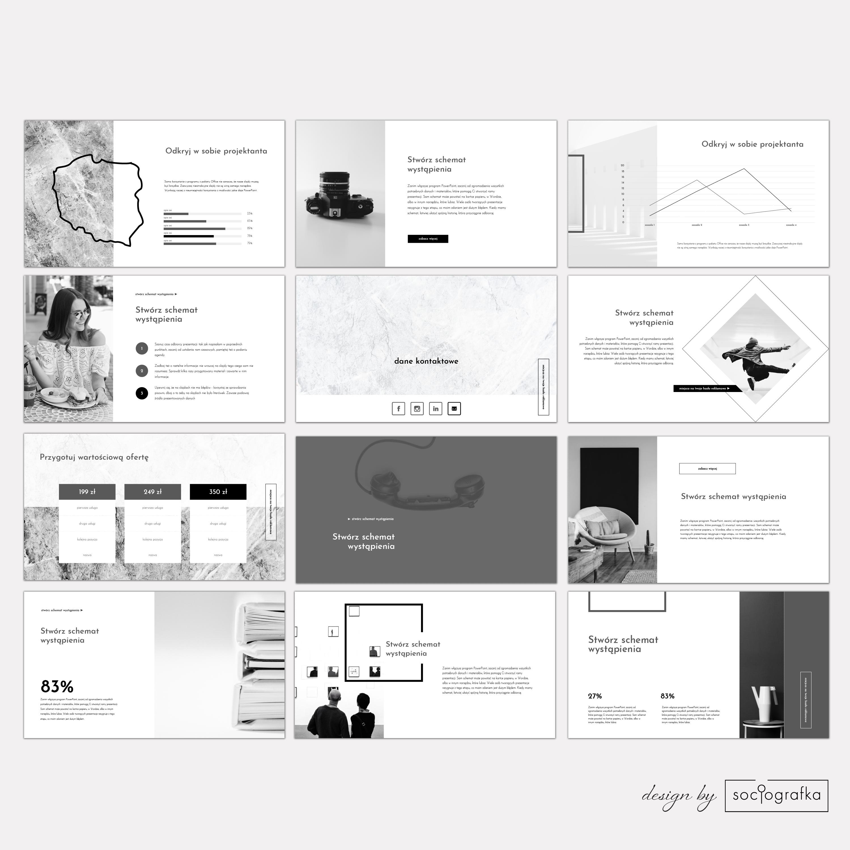 tworzenie własnego szablonu prezentacji w 12 krokach