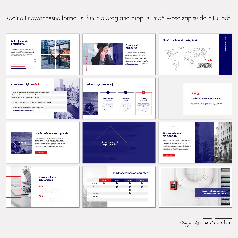12 kroków tworzenie własnego szablonu prezentacji