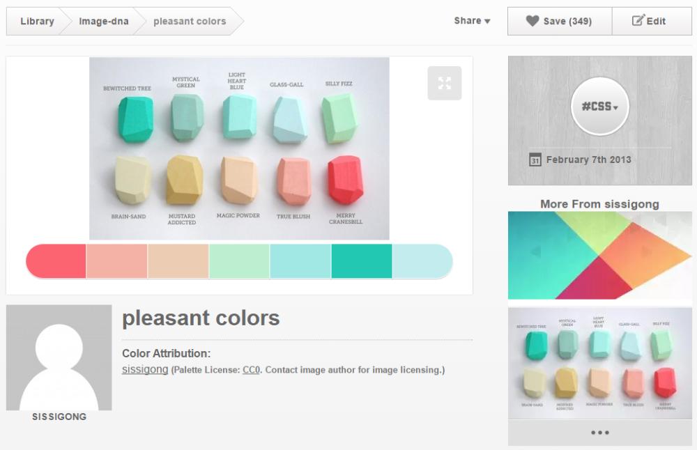 jak dobrać kolory kolory dobór w darmowych aplikacjach