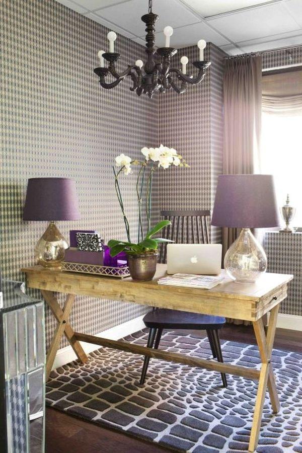 10 inspiracji dla domowego biura