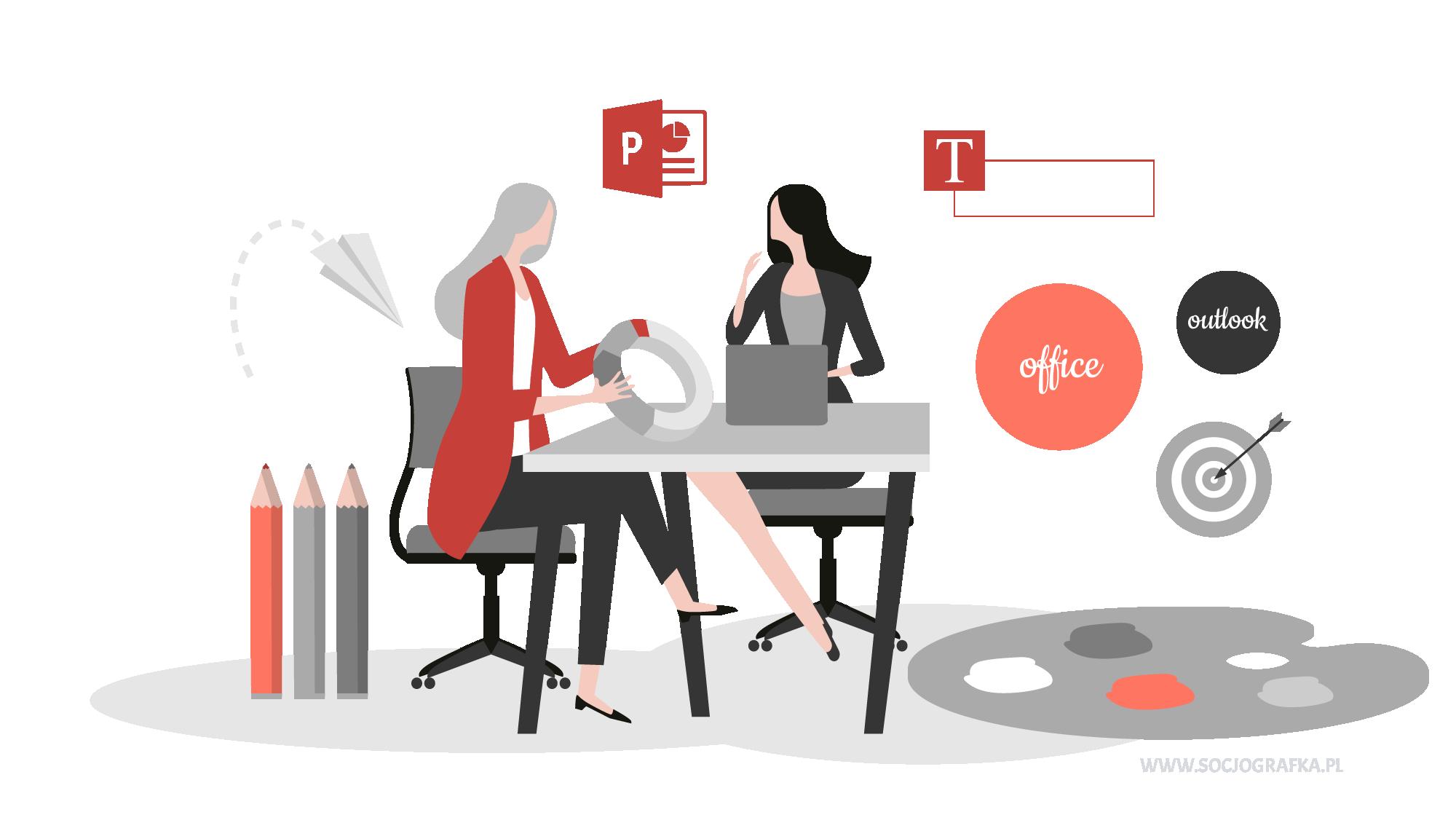szkolenie Office jak projektować w Word, PowerPoint czy Outlook