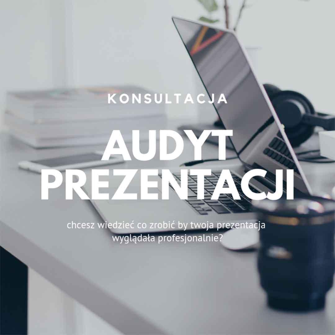 profesjonalny audyt prezentacji